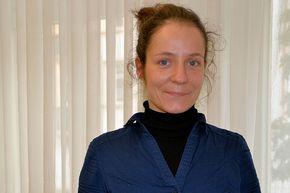 Katrin Wichert - Verwaltungsmitarbeiterin FSJ