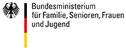 Logo - Bundesministerium für Familie, Senioren, Frauen und Jugend<strong></strong>