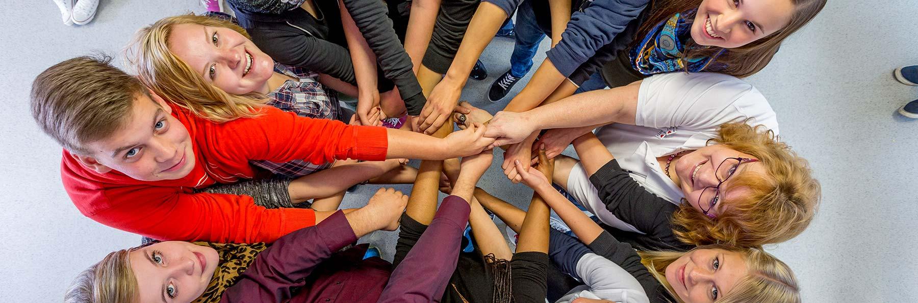Freiwilliges Soziales Jahr / Bundesfreiwilligendienst